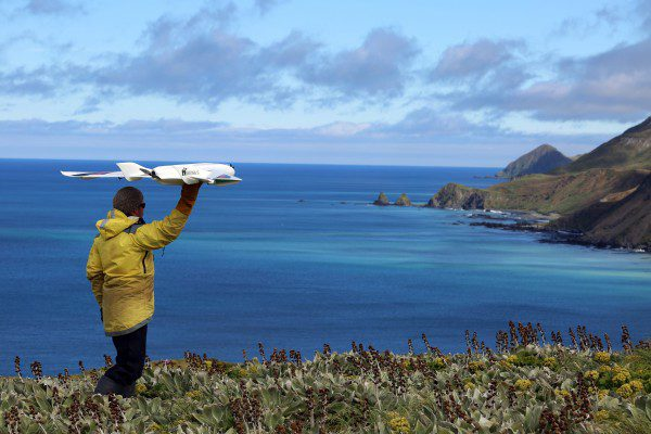 Australian Researchers Call to Minimize Drone Impact on Wildlife