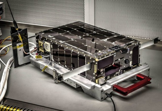 CubeSat Set to Monitor Ionosphere