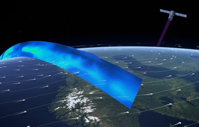 First Space-Based LiDAR Ready for Launch