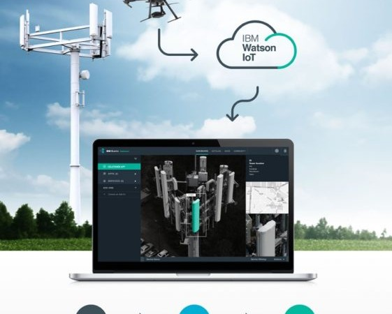 Drone Adds IBM Watson for Cognitive Inspection