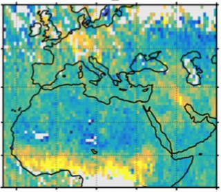 First Space-Based View of Human-Made Carbon Dioxide