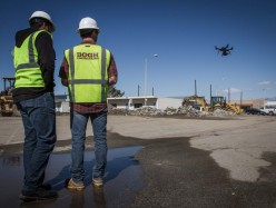 How Drone Data Delivers Real Bottom Line Value for SMBs in Construction