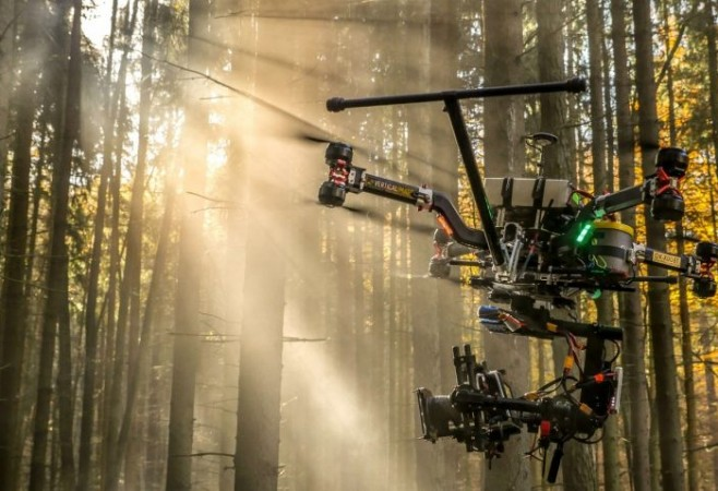 Vertical Images: From Film Making to Inspection, and Why the Future of Drones Doesn't Lie in Flying
