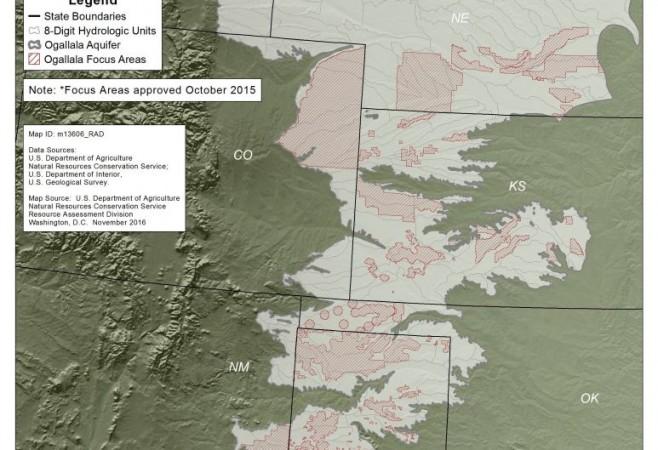 Satellite Navigation Monitors Water Supplies