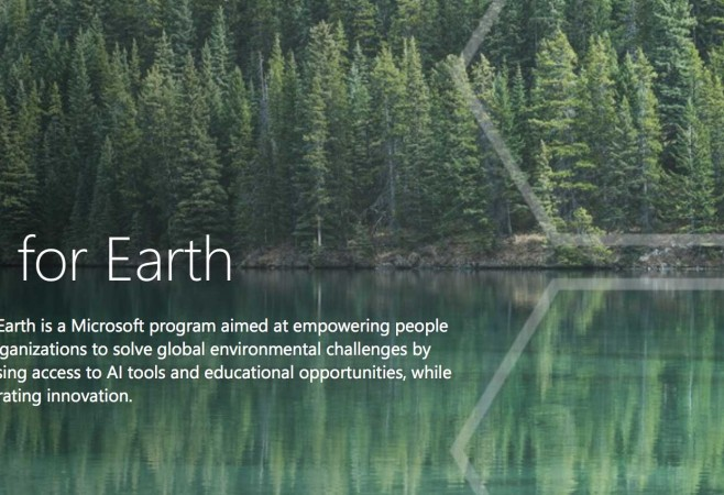 Esri and Microsoft Partner to Accelerate Conservation