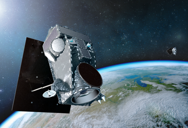 SSL to Provide WorldView Legion Constellation to DigitalGlobe