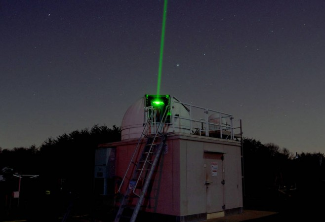 NASA, Norway to Develop Arctic Laser-Ranging Station