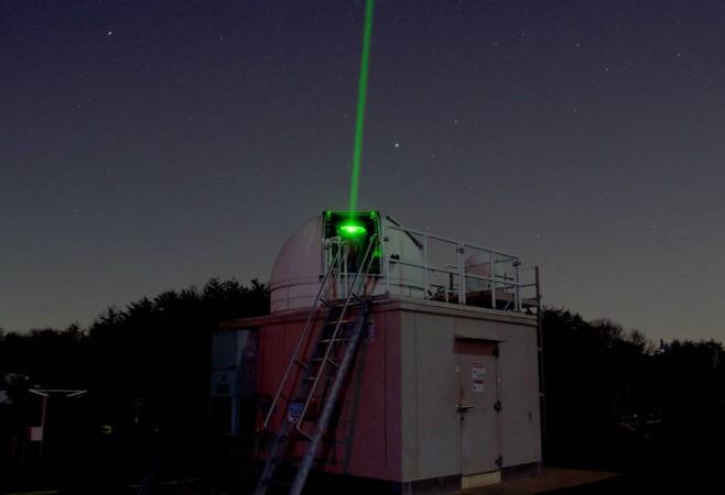 NASA, Norway to Develop Arctic Laser-Ranging Station