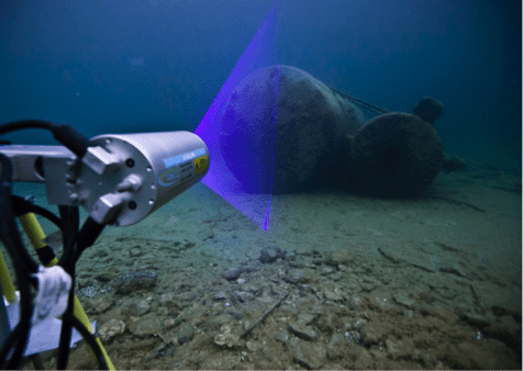 Oceangate and 2G Robotics to Laser Scan Titanic Shipwreck and Debris Field