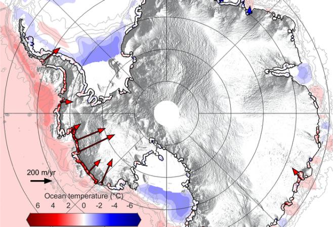 Antarctica Loses Grip