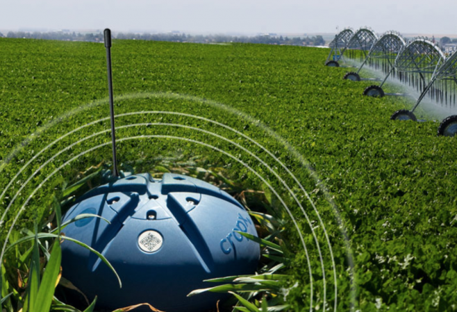 Smarter Soil Intelligence Platform Features Deep Sensors and Satellite Connectivity