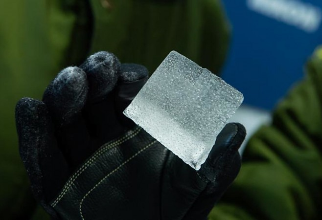 Old Ice and Snow Yields Tracer of Preindustrial Ozone