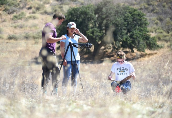Student Airborne Researchers Explore California Air Quality