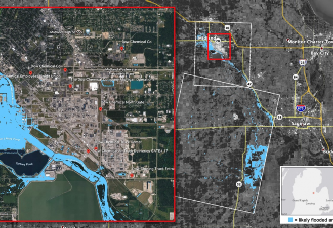 NASA Data Helps Build Resilience as Disasters Grow More Intense