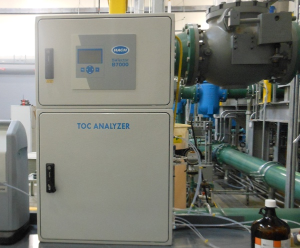 3 TOC analyzer