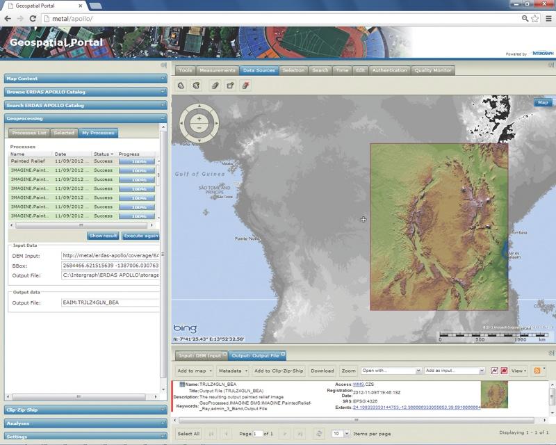Geospatial Portal 2013